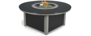 Graphit Finish Fire Pit